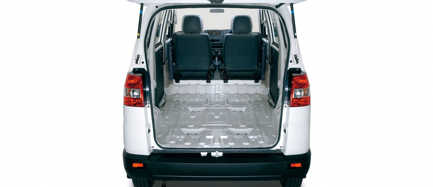 Suzuki Caribbean APV Panel: The Ideal Partner