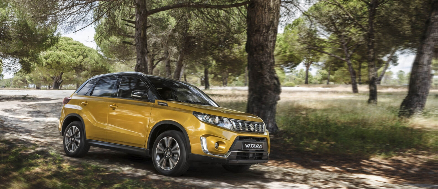 Suzuki Caribbean Vitara: FREEDOM TO ADVENTURE.