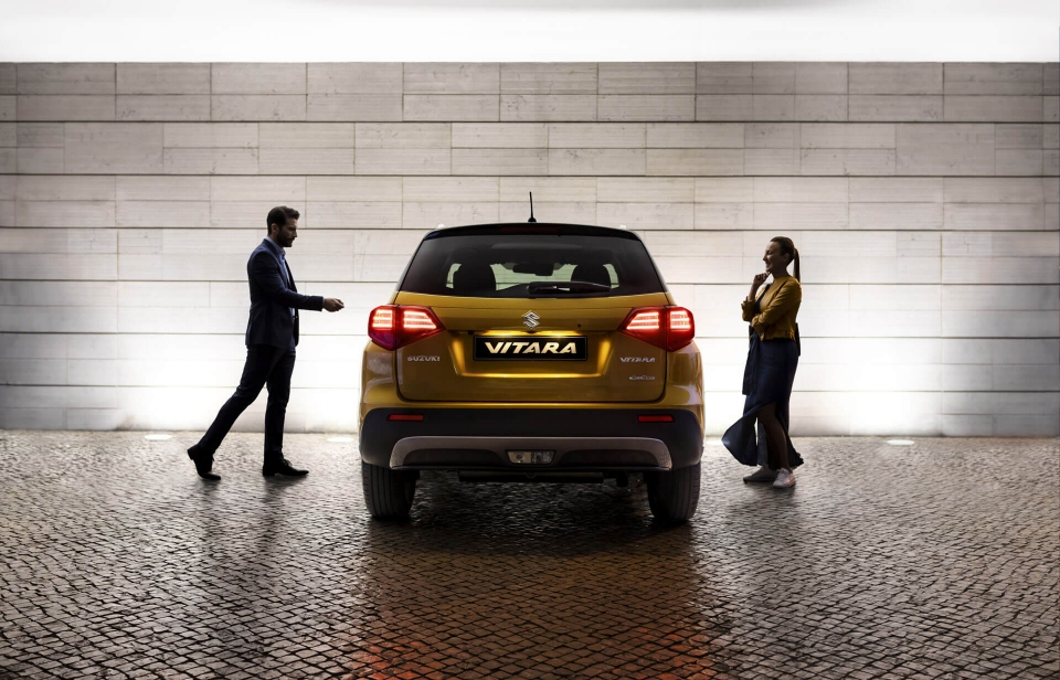 Suzuki Caribbean Vitara: ENGINEERED FOR LIFE.