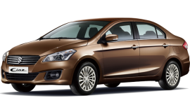 Suzuki Ciaz - Suzuki Saint Kitts