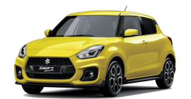 Suzuki Swift Sport - Suzuki Trinidad and Tobago