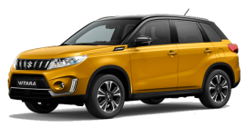 Suzuki Vitara - Suzuki Commonwealth of Dominica