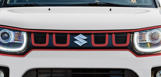 Front Grille Red