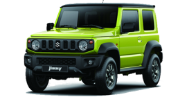 Suzuki Jimny - Suzuki Commonwealth of Dominica