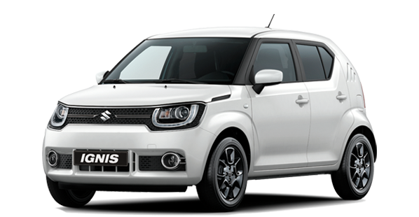 Suzuki Commonwealth of Dominica: Ignis