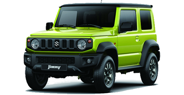 Suzuki Commonwealth of Dominica: Jimny