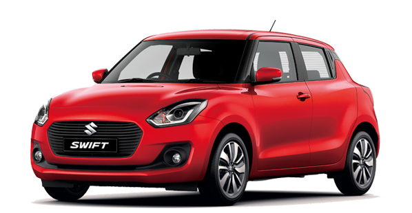Suzuki Caribbean: Swift