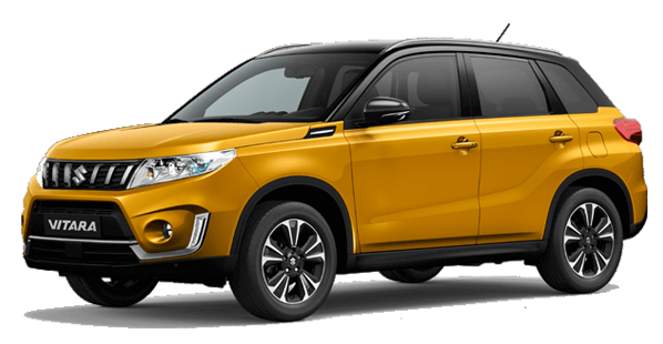 Suzuki Commonwealth of Dominica: Vitara